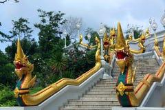 Tempie buddisti Immagini Stock
