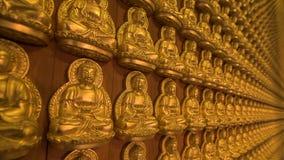 Tempie buddisti delle tempie cinesi Fotografia Stock