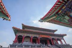 Tempie buddisti delle tempie cinesi Immagini Stock