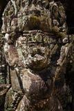 Tempie di Angkor Wat Bayon Fotografie Stock