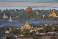Tempie di Bagan - il Myanmar (Birmania) fotografie stock libere da diritti