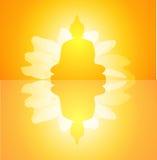 Tempie e pagode nel bello paesaggio immagini stock