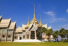 Tempie tailandesi Fotografie Stock