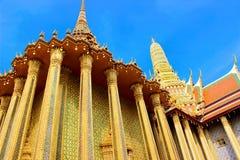 Tempie tailandesi Immagine Stock Libera da Diritti