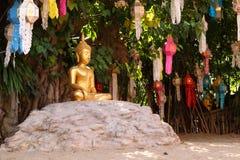 Tempie in Tailandia Immagine Stock