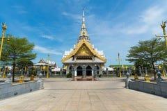 Tempie in Tailandia Fotografia Stock