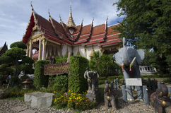 Tempie in Tailandia Fotografie Stock