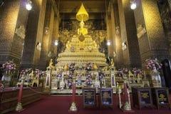 Tempio al grande palazzo, Bangkok fotografie stock libere da diritti