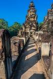 Tempio Angkor Thom Cambodia di Baphuon fotografia stock libera da diritti