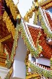 Tempio antico alla provincia di Lampang, Tailandia Immagine Stock