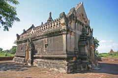 Tempio antico di Bagan fotografia stock