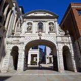 Tempio Antivari a Londra Immagine Stock Libera da Diritti