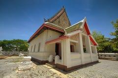 Tempio Ayuttaya Tailandia di Trrmmaram Immagine Stock