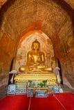 Tempio Bagan di Htilominlo Immagini Stock