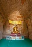 Tempio Bagan di Htilominlo Fotografia Stock