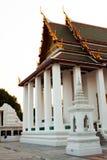 Tempio Bangkok di Lohaprasart fotografia stock libera da diritti