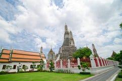 Tempio a Bangkok, Tailandia Fotografie Stock