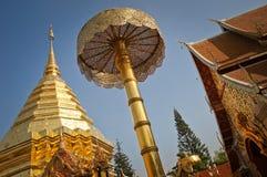 Tempio buddista Fotografie Stock Libere da Diritti