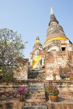 Tempio buddista Immagini Stock