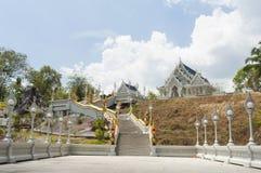 Tempio buddista fotografia stock libera da diritti