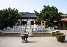 Tempio buddista Fotografia Stock