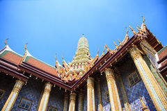 Tempio buddista Fotografie Stock