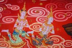 Tempio buddista antico Fotografia Stock Libera da Diritti