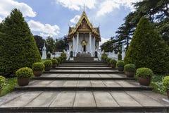 Tempio buddista di Buddhapadipa Fotografia Stock Libera da Diritti
