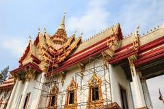 Tempio buddista di Wat None Kum Fotografie Stock