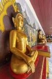 Tempio buddista di Wat Phrathat Doi Suthep Chiang Mai thailand fotografie stock libere da diritti
