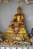 Tempio buddista a Howrah, India Fotografie Stock Libere da Diritti