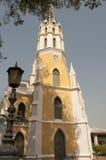 Tempio buddista l'architettura della chiesa (Wat Niwet Thamma Immagine Stock Libera da Diritti