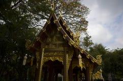 Tempio, tempio buddista nel €Ž di Chiang Mai Thailandâ Fotografie Stock