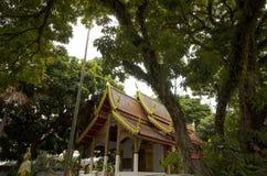 Tempio, tempio buddista nel €Ž di Chiang Mai Thailandâ Fotografia Stock