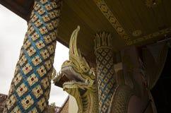Tempio, tempio buddista nel €Ž di Chiang Mai Thailandâ Immagine Stock