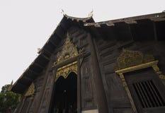 Tempio, tempio buddista nel €Ž di Chiang Mai Thailandâ Fotografie Stock Libere da Diritti