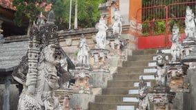 Tempio buddista sull'isola di Bali Fotografia Stock Libera da Diritti