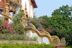 Tempio in Chiang Mai Immagini Stock