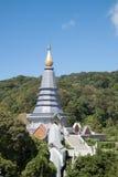 Tempio Chiang Mai, Tailandia Immagine Stock