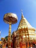 Tempio Chiang Mai/Tailandia Fotografie Stock
