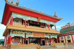 Tempio cinese Fotografia Stock Libera da Diritti