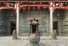 Tempio cinese, George Town, Penang, Malesia Fotografie Stock