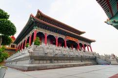 Tempio cinese in Thailand-04 Immagini Stock Libere da Diritti