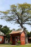 Tempio confuciano di Tainan, Tainan, Taiwan, 2015 fotografie stock