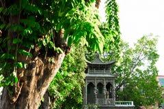 Tempio d'annata di Buddha Fotografie Stock Libere da Diritti
