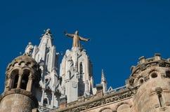 Tempio del cuore sacro - Barcellona 1 Immagini Stock Libere da Diritti