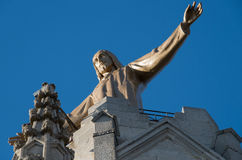 Tempio del cuore sacro - Barcellona Immagini Stock
