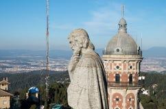 Tempio del cuore sacro - Barcellona Fotografia Stock Libera da Diritti