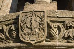 Tempio del cuore sacro - Barcellona Immagini Stock Libere da Diritti