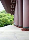 Tempio del Giappone Fotografia Stock